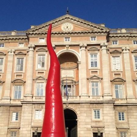 il corno in Caserta