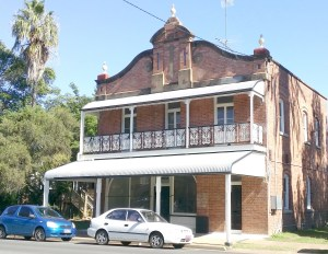 Laidley old bakery