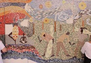 Ingham mosaic