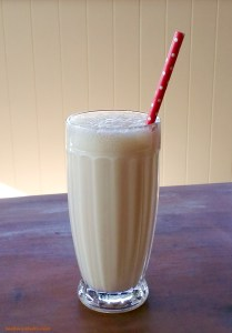 milk bar glass