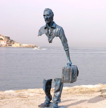 Bruno Catalano sculpture